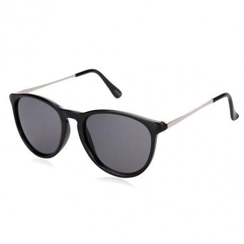 Retro Style Women Plastic Frame Spectacles Sunglasses