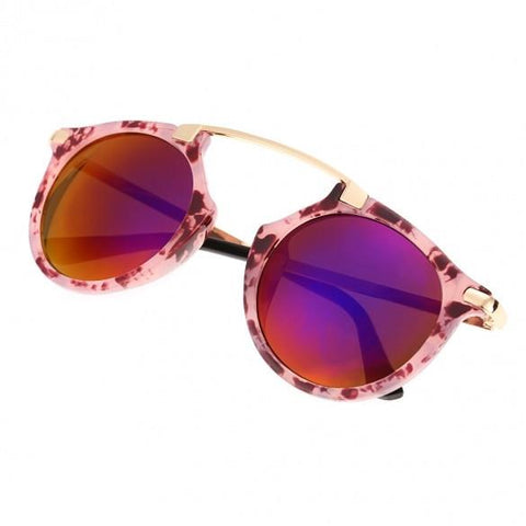 Unisex Eyewear Casual Retro Sunglasses
