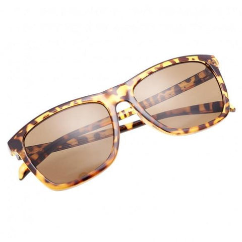 Women Casual Retro Leopard Sunglasses