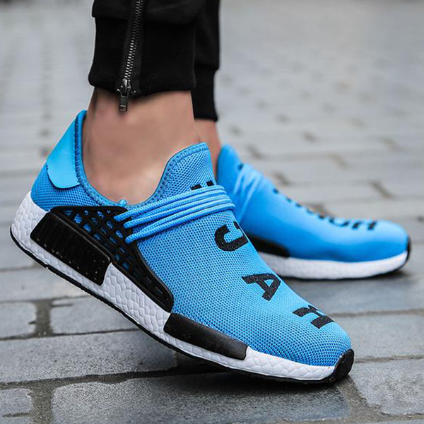 Plus Size Unisex Mesh Breathable Sports Shoes
