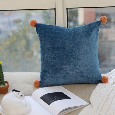 Plush Pillowcase