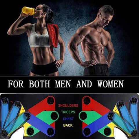 Multifunctional Push-up Strength Board(BUY 1 GET 2ND 10% OFF)