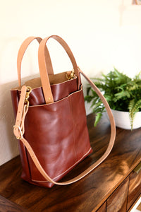 Crossbody Mid-size Tote