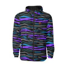 Load image into Gallery viewer, Zebradical Quilted Windbreaker