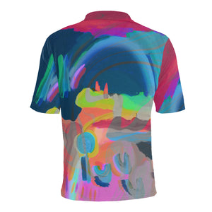 Psychonaut Golf Polo