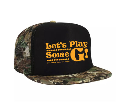 Play Some G! Limited Edition Trucker