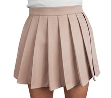 Load image into Gallery viewer, Pleat 'n Neat Skort