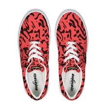 Load image into Gallery viewer, Cowabunga Camo Electric Red - Ronin Sneaker