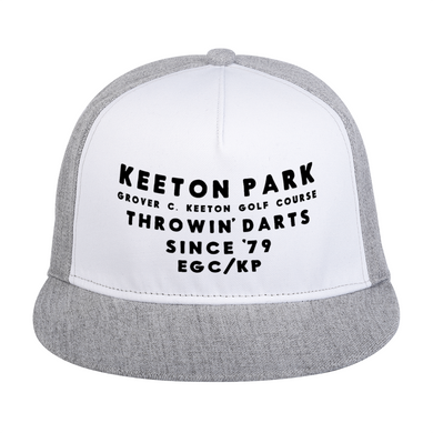 KP X EGC Throwin' Darts Snapback