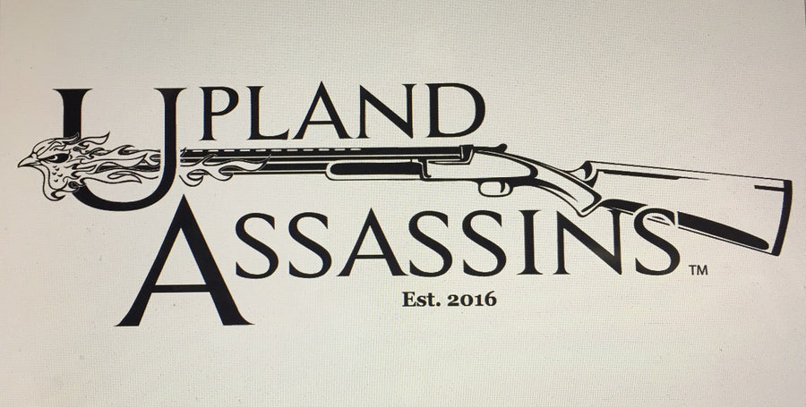 Welcome to the Upland Assassins online store. We appreciate you taking the time to view our products, listen to our stories, watch our videos, & support the Upland Bird hunting traditions that our family is all about.