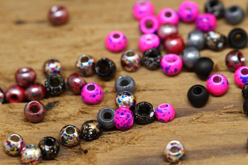 Colored Tungsten Beads