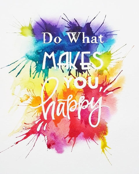 It's never too late to do what makes you happy