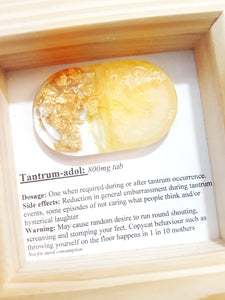 Tantrum-adol pill for mums and dads that suffer from kids that throw tantrums, Happy Pill Range