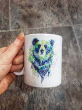Inkterior Art watercolour mug art any design available