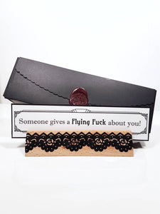 Flying fuck gift