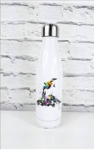 Orca Whale Thermal Water Bottle