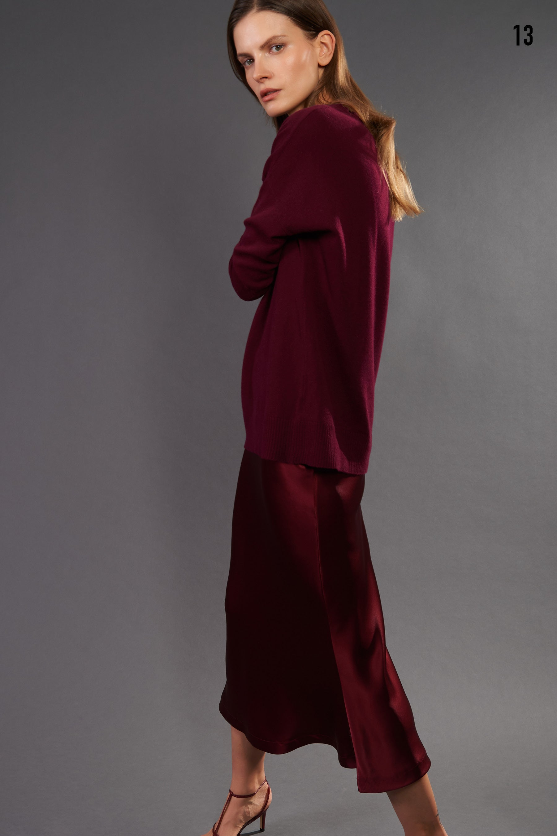 Kal Rieman Fall 2019 Lookbook Look 13