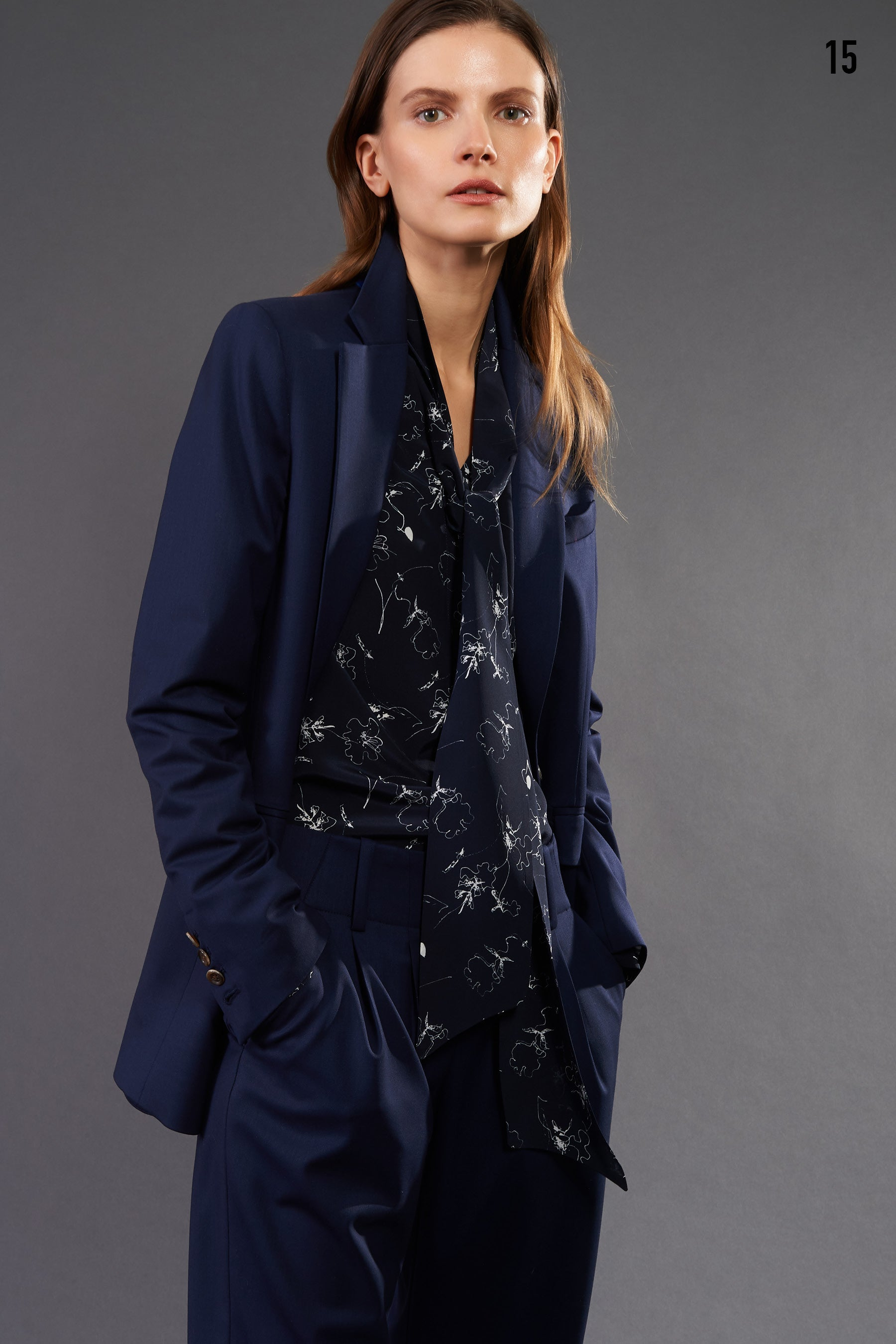 Kal Rieman Fall 2019 Lookbook Look 15