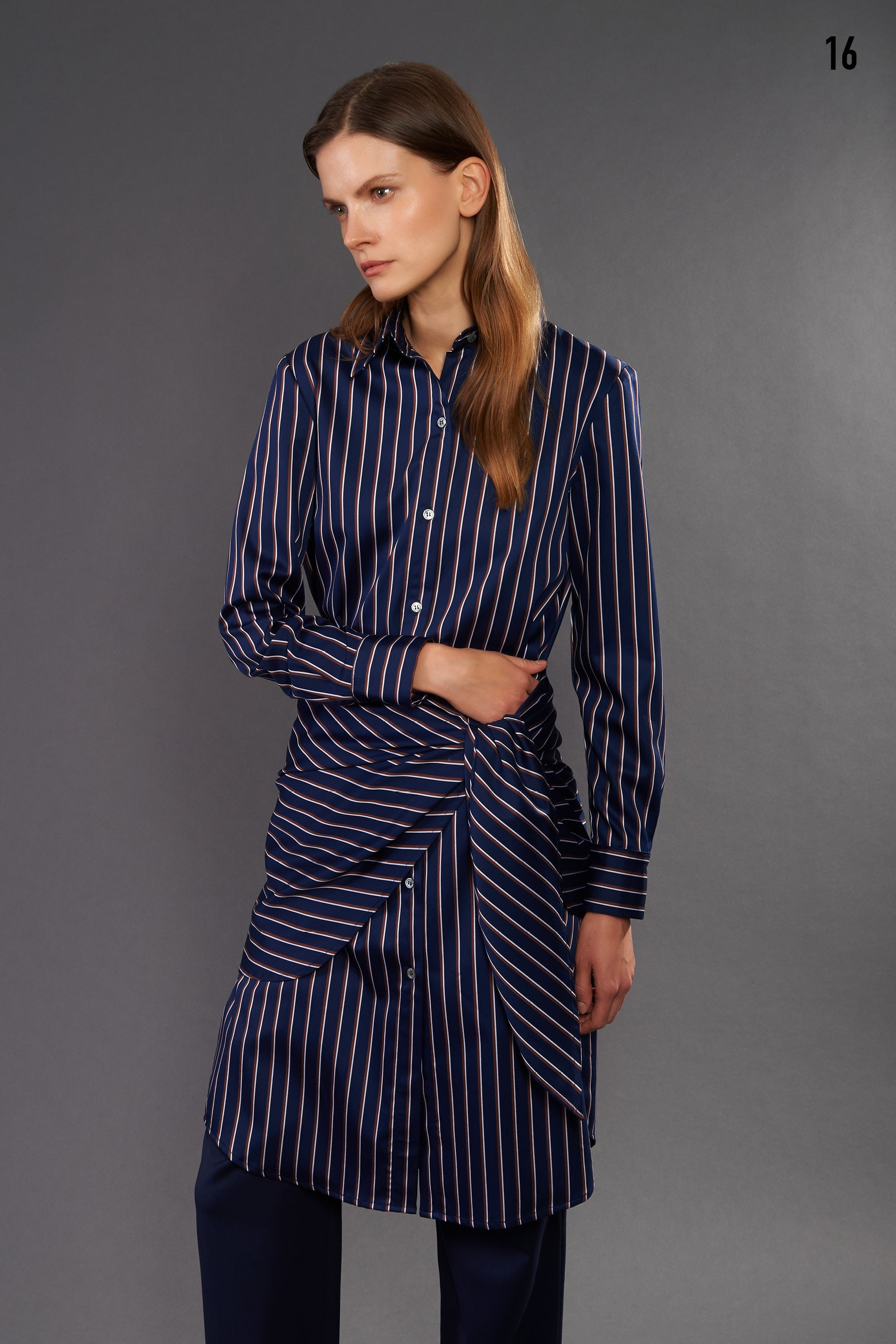 Kal Rieman Fall 2019 Lookbook Look 16