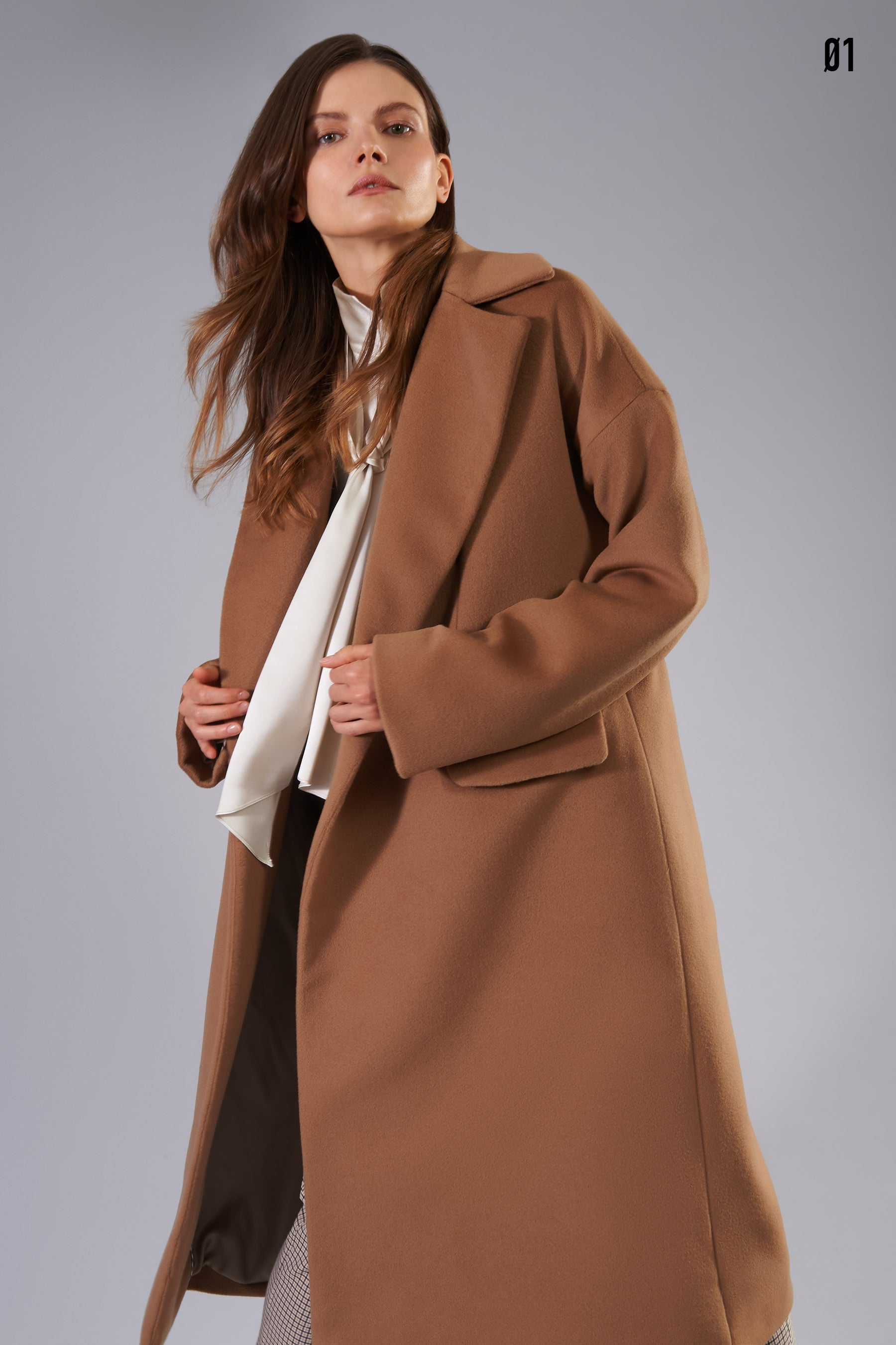 Kal Rieman Fall 2019 Lookbook Look 1