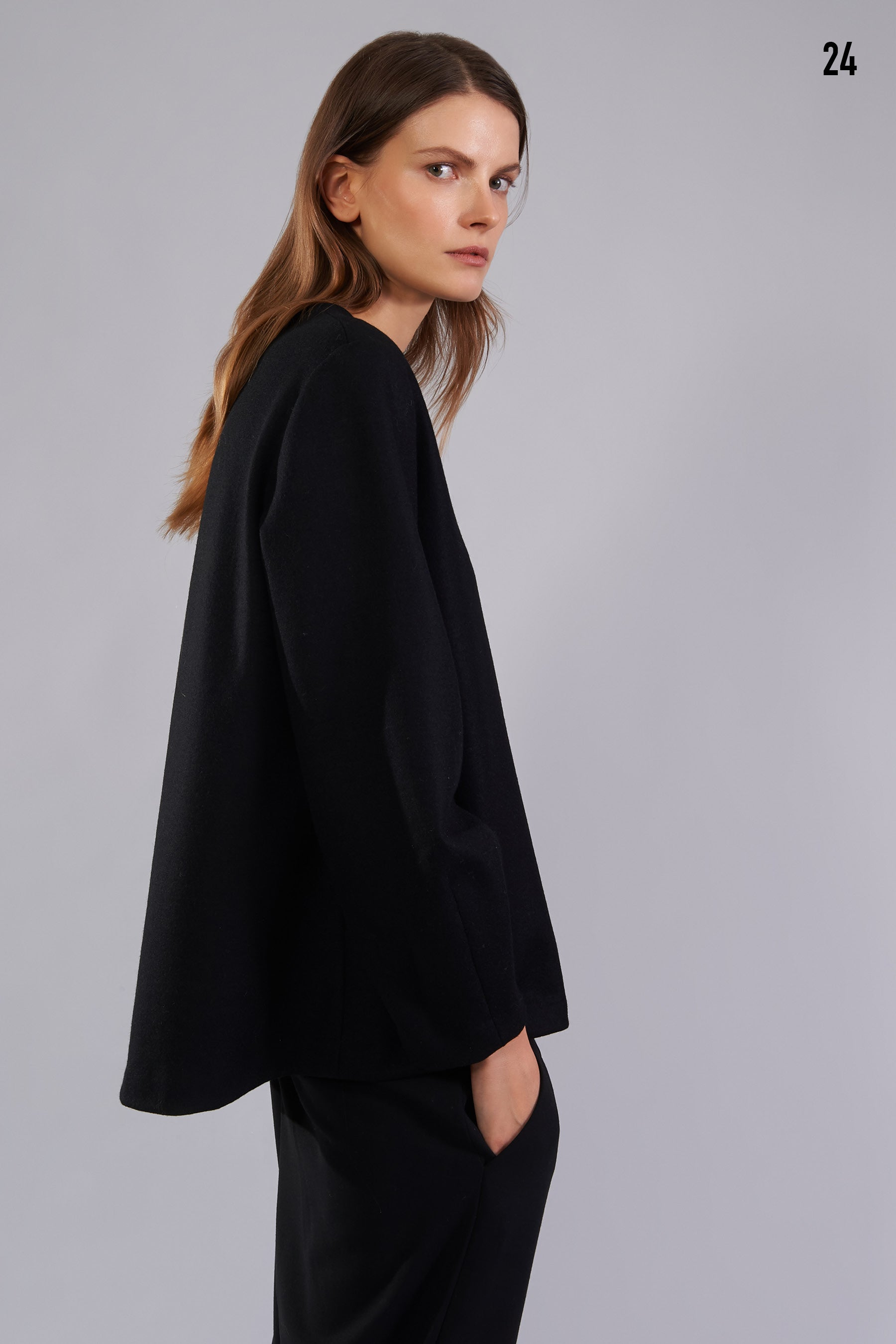 Kal Rieman Fall 2019 Lookbook Look 24