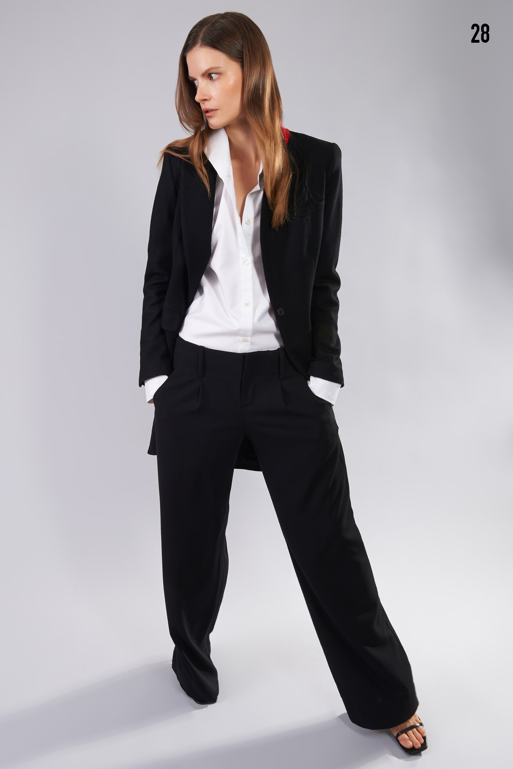 Kal Rieman Fall 2019 Lookbook Look 28