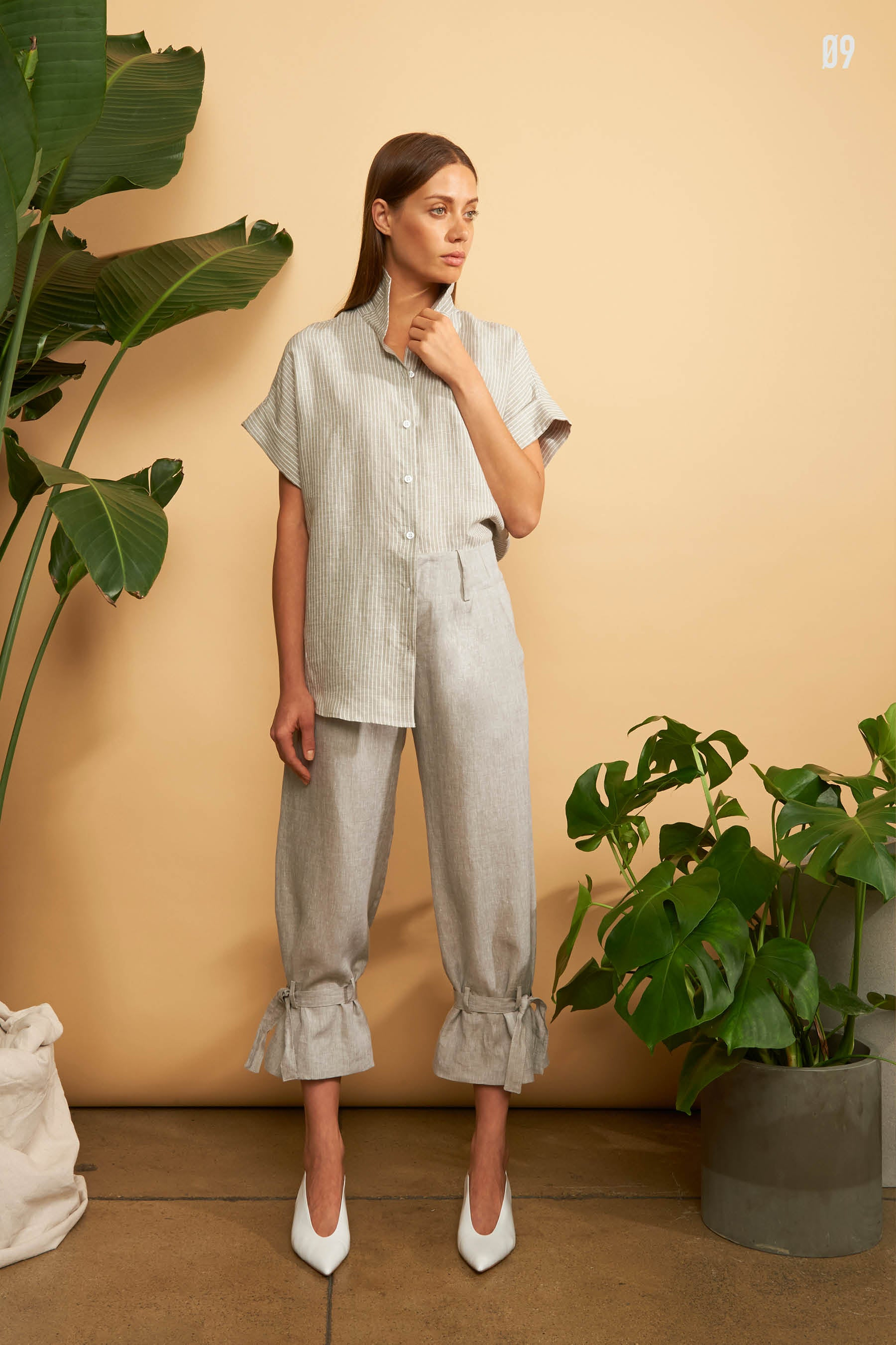 Kal Rieman Spring 2018 Lookbook Look 9