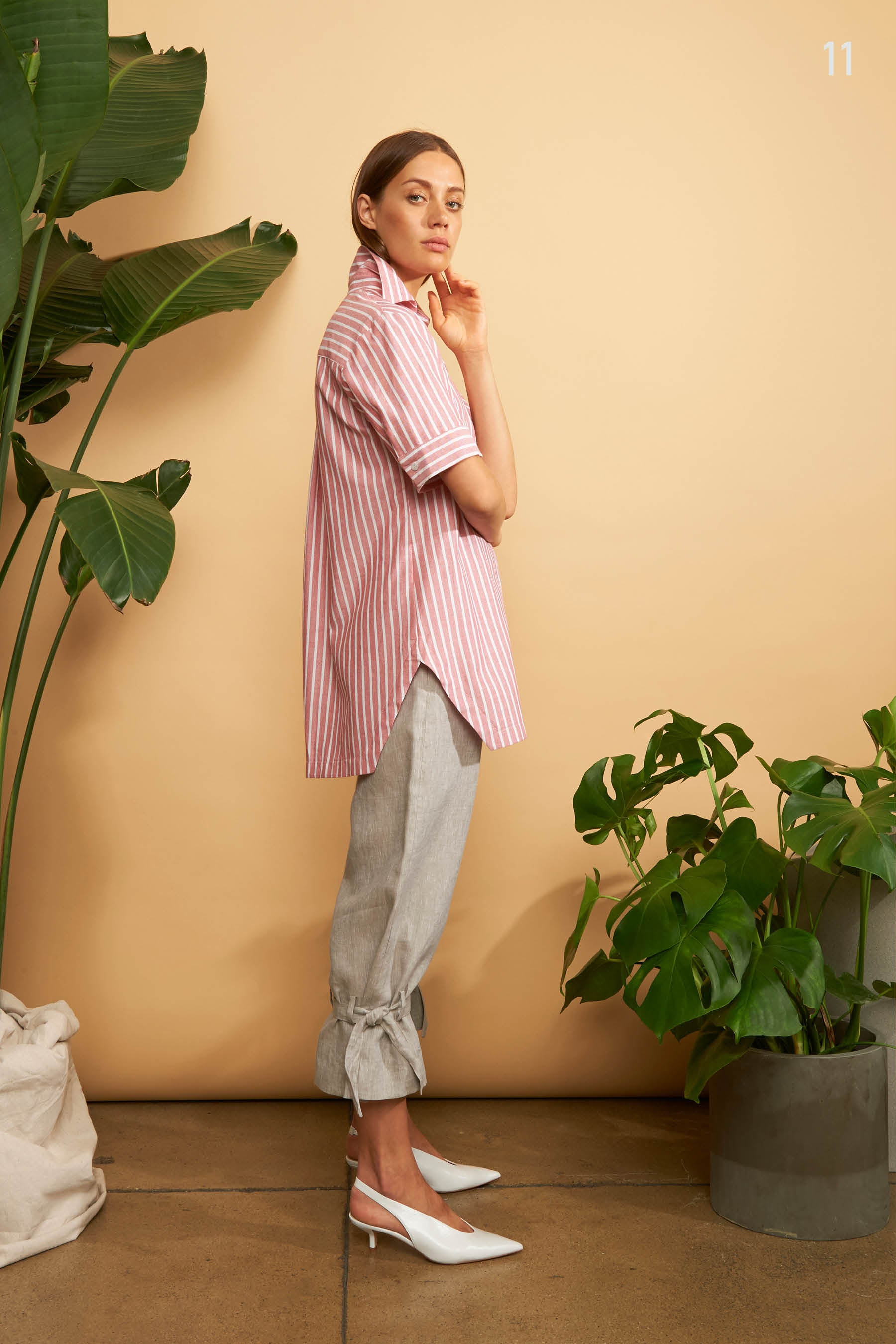 Kal Rieman Spring 2018 Lookbook Look 11