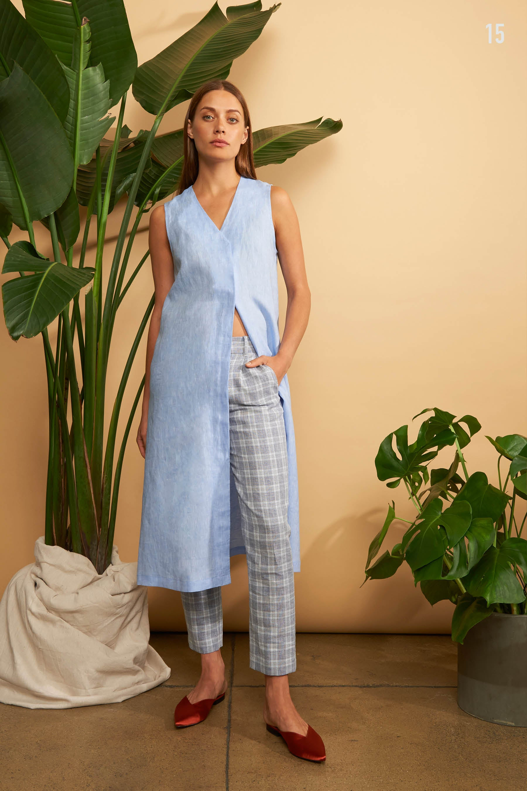 Kal Rieman Spring 2018 Lookbook Look 15