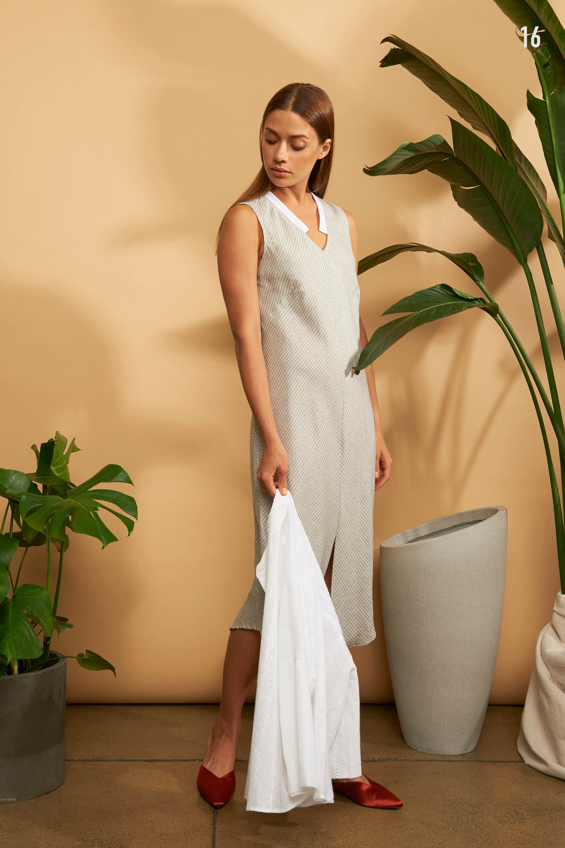 Kal Rieman Spring 2018 Lookbook Look 16