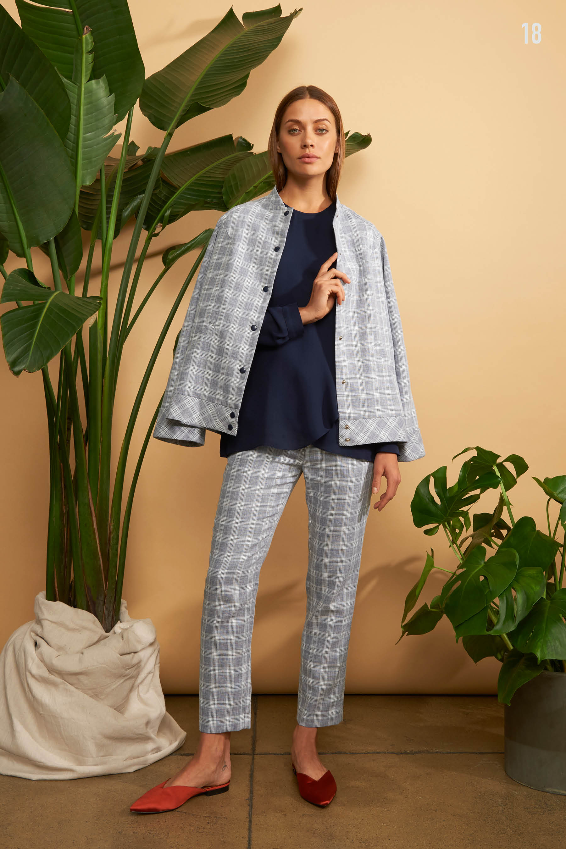 Kal Rieman Spring 2018 Lookbook Look 18