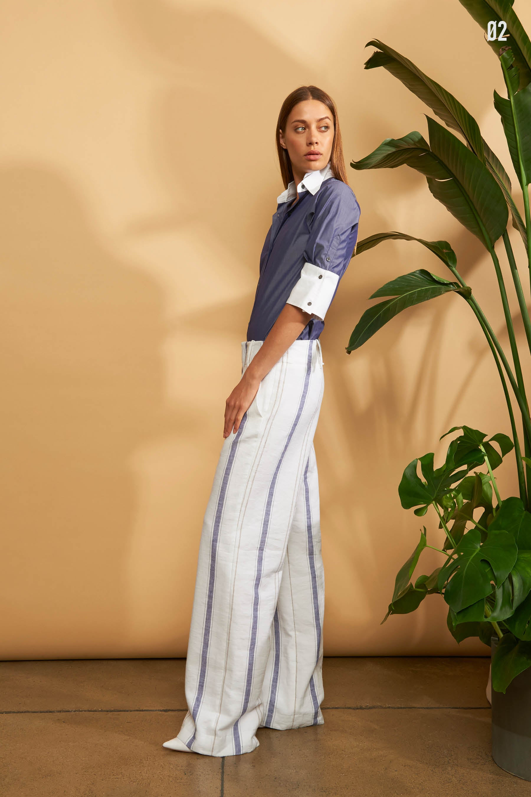 Kal Rieman Spring 2018 Lookbook Look 2