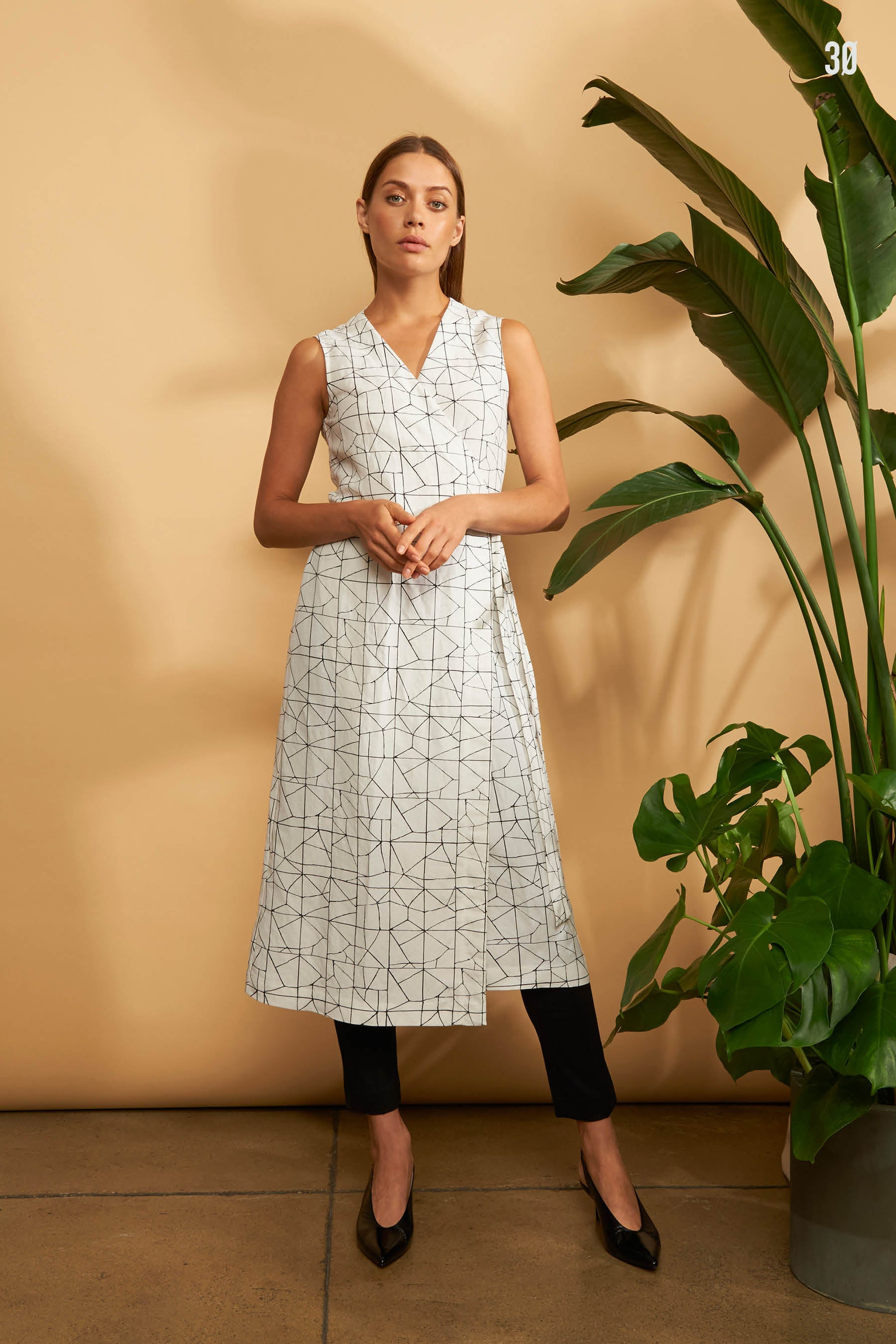 Kal Rieman Spring 2018 Lookbook Look 30
