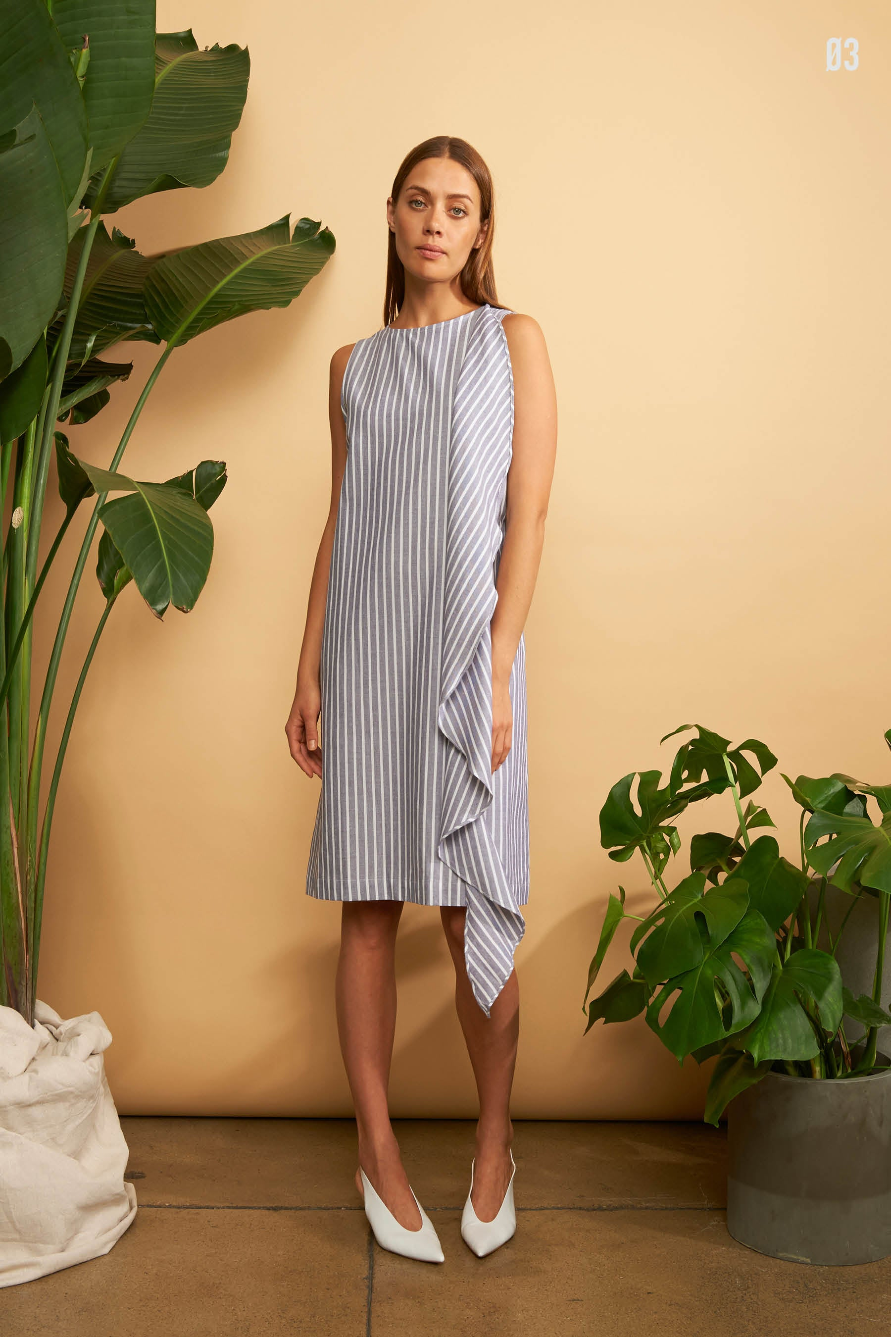 Kal Rieman Spring 2018 Lookbook Look 3