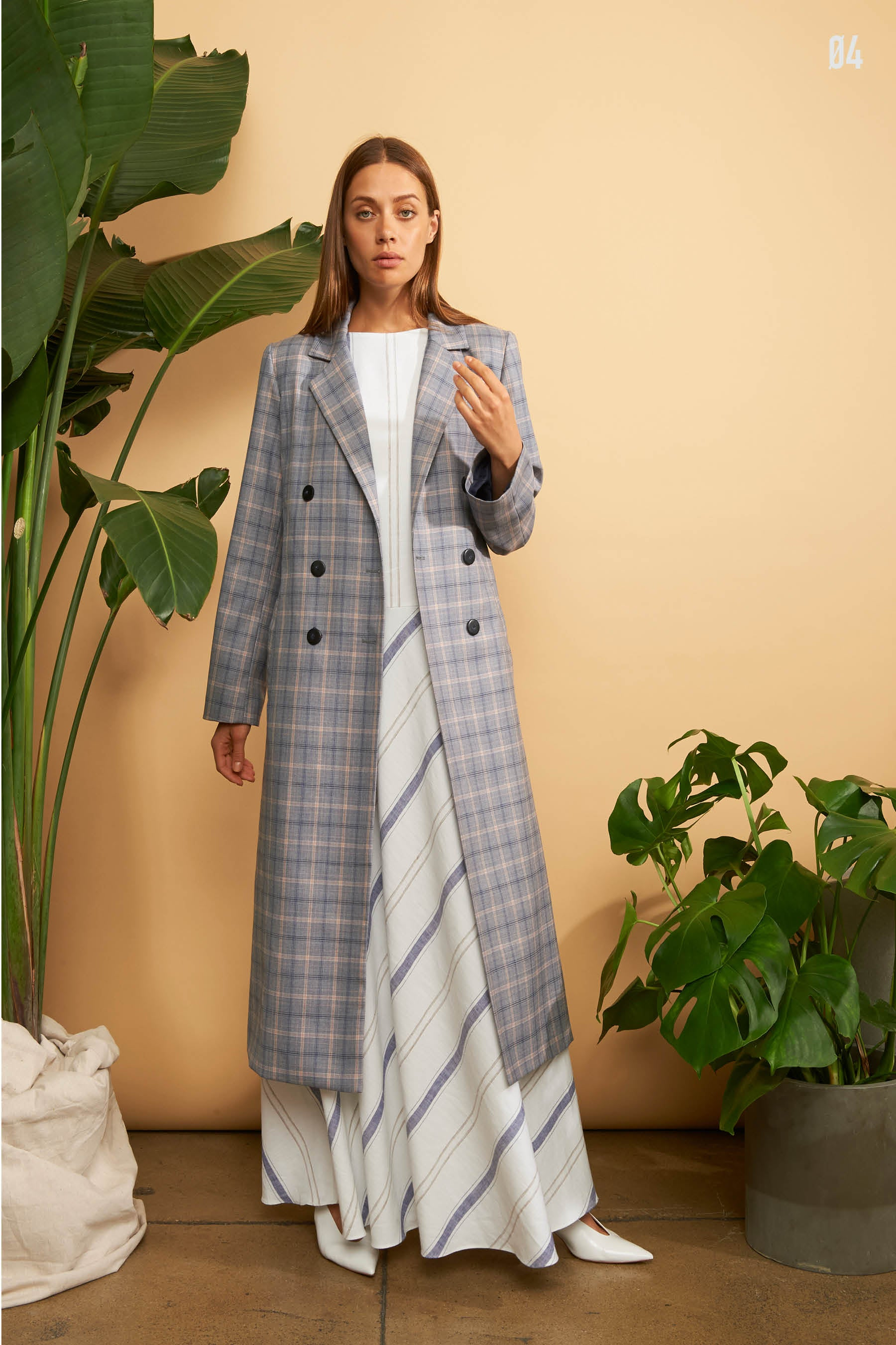Kal Rieman Spring 2018 Lookbook Look 4