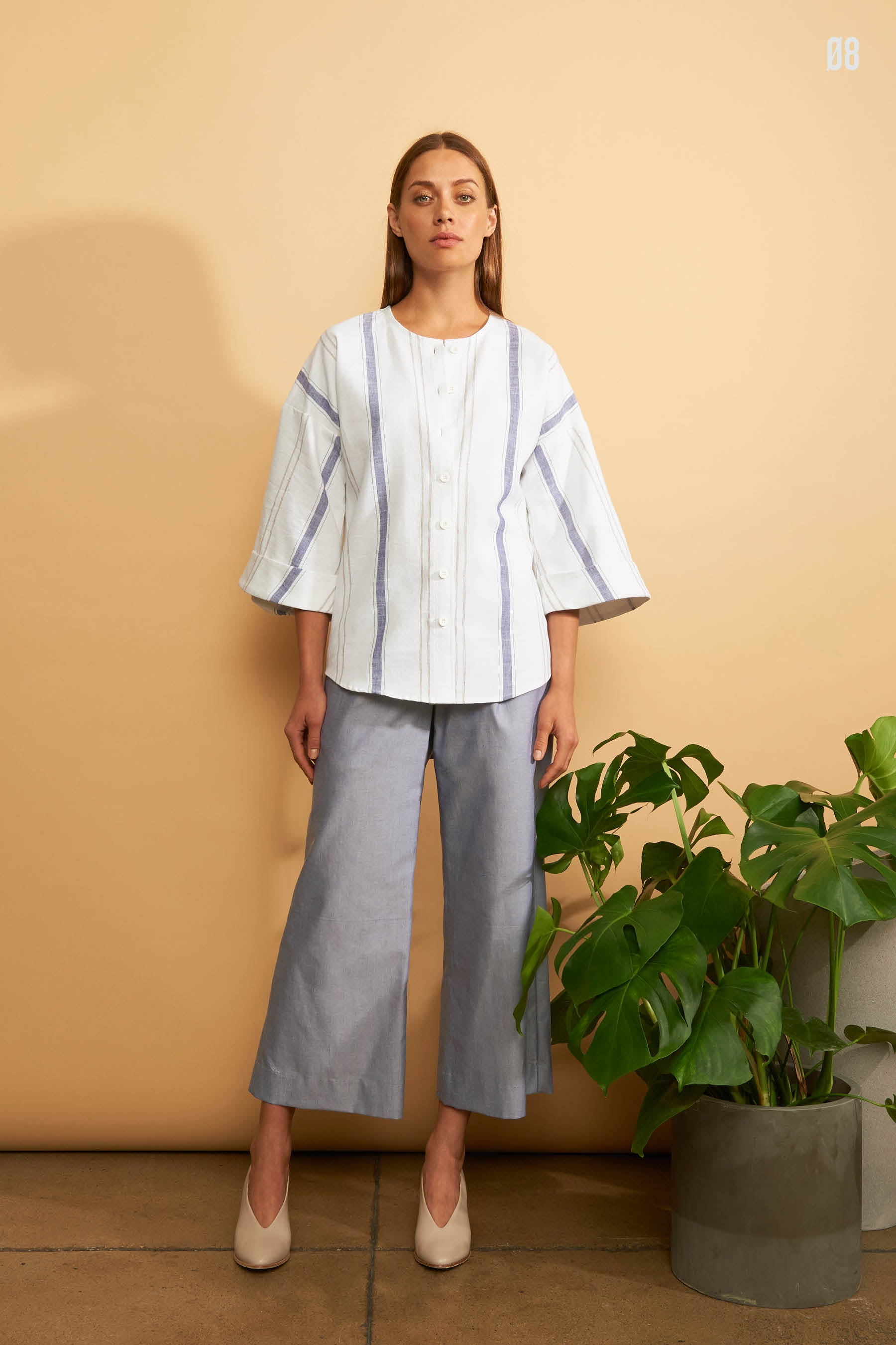 Kal Rieman Spring 2018 Lookbook Look 8