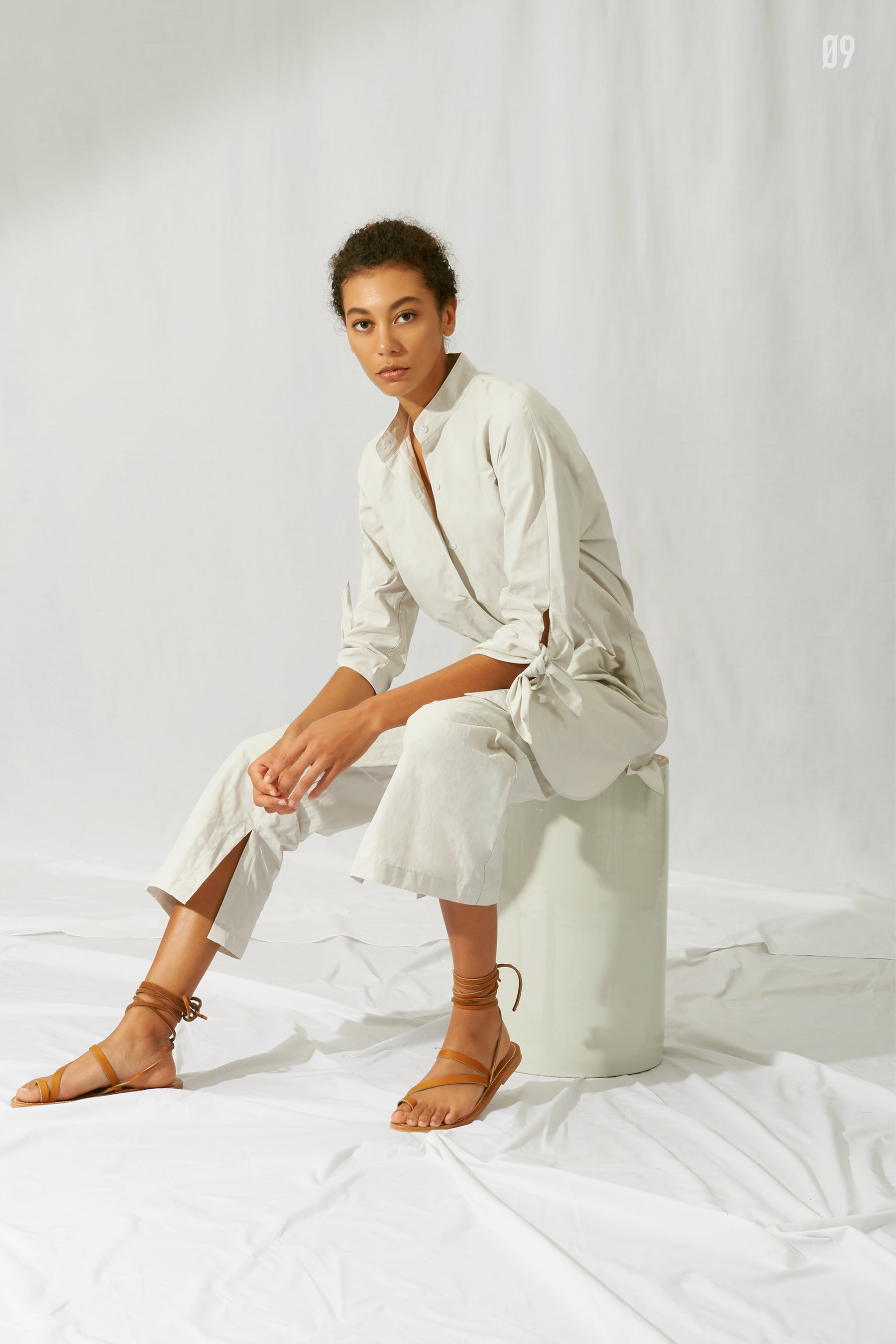 Kal Rieman Spring 2020 Lookbook Look 9