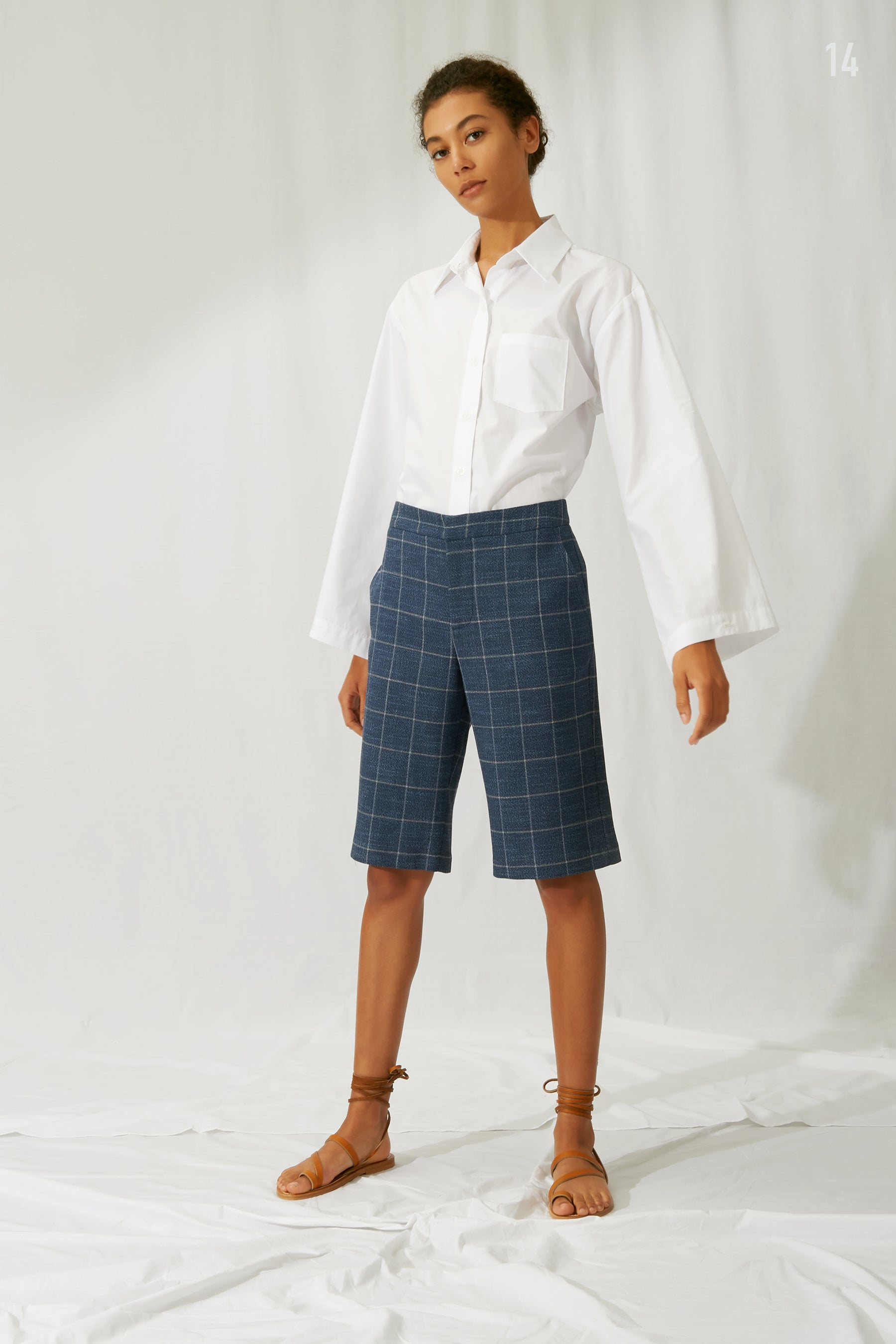 Kal Rieman Spring 2020 Lookbook Look 14
