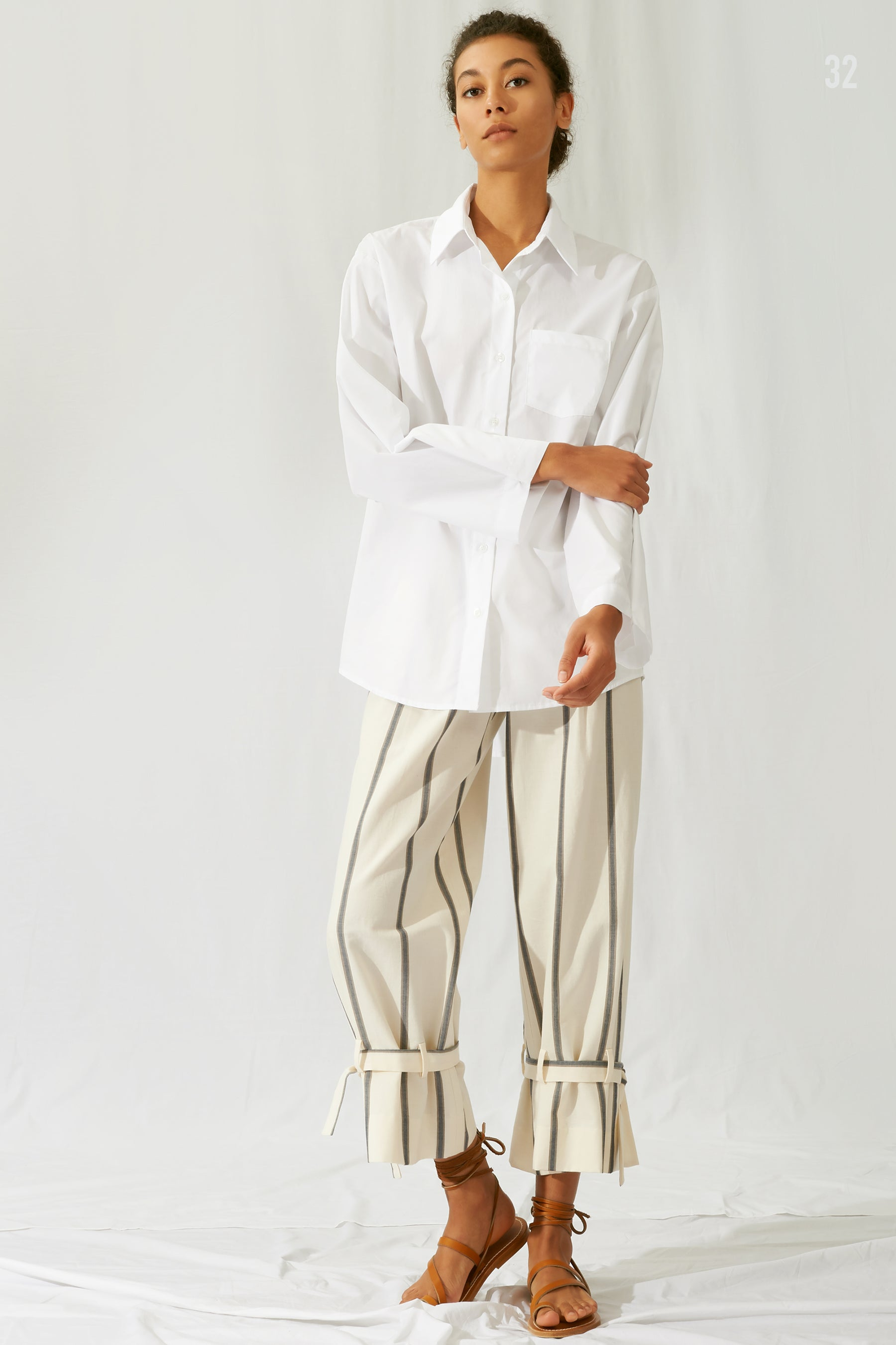 Kal Rieman Spring 2020 Lookbook Look 32