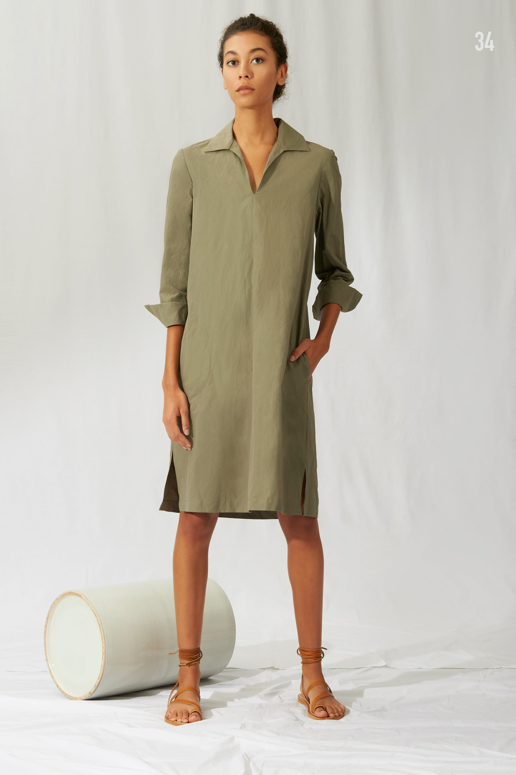 Kal Rieman Spring 2020 Lookbook Look 34