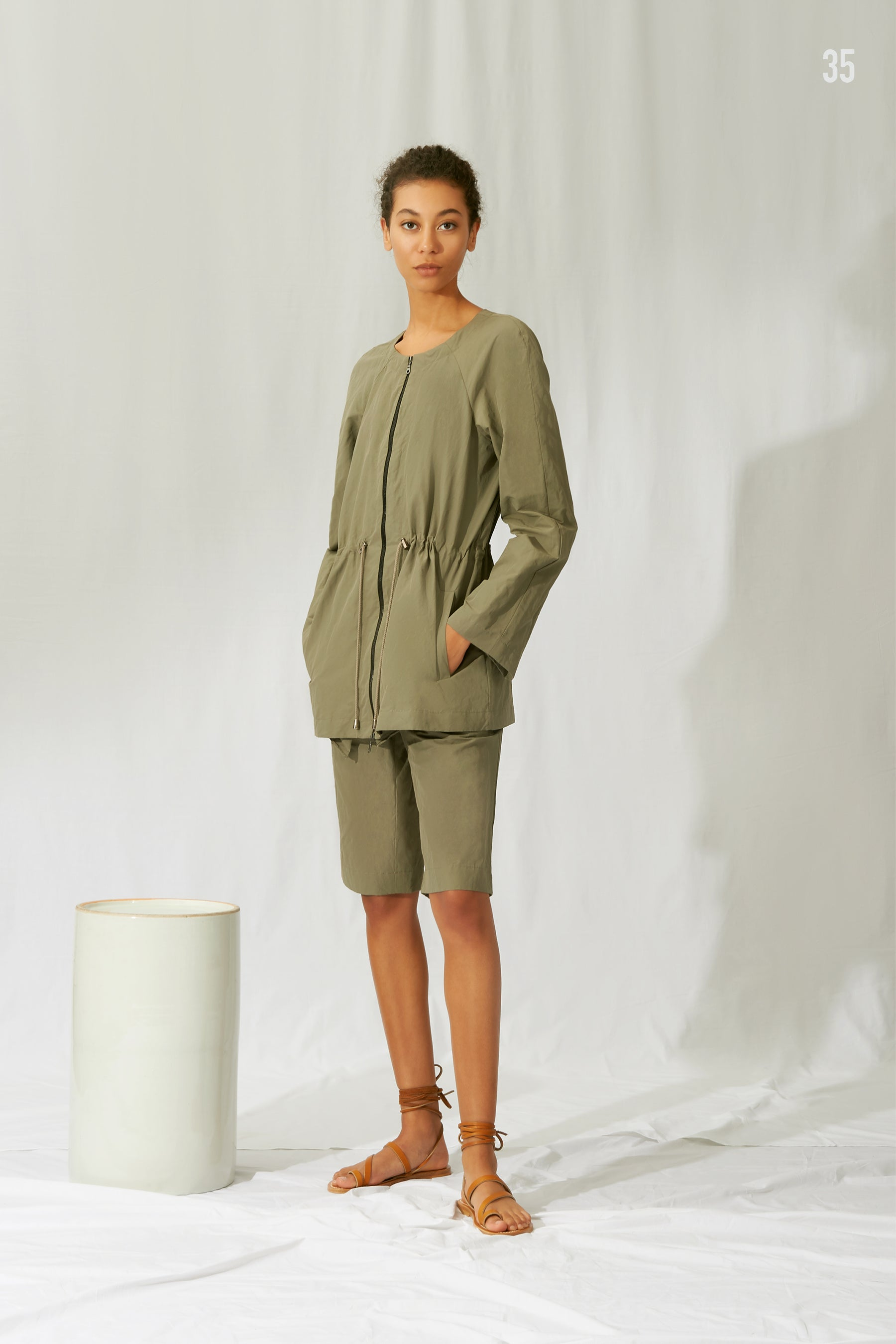 Kal Rieman Spring 2020 Lookbook Look 35