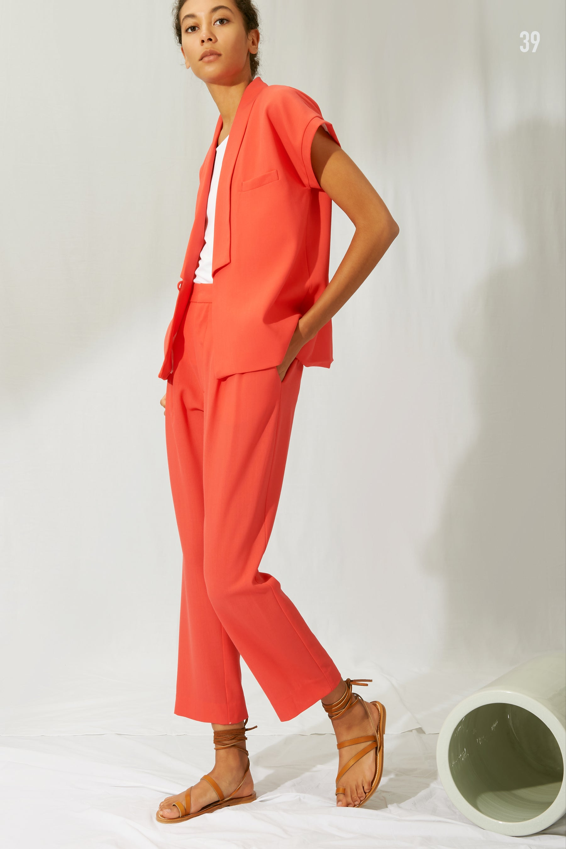 Kal Rieman Spring 2020 Lookbook Look 39