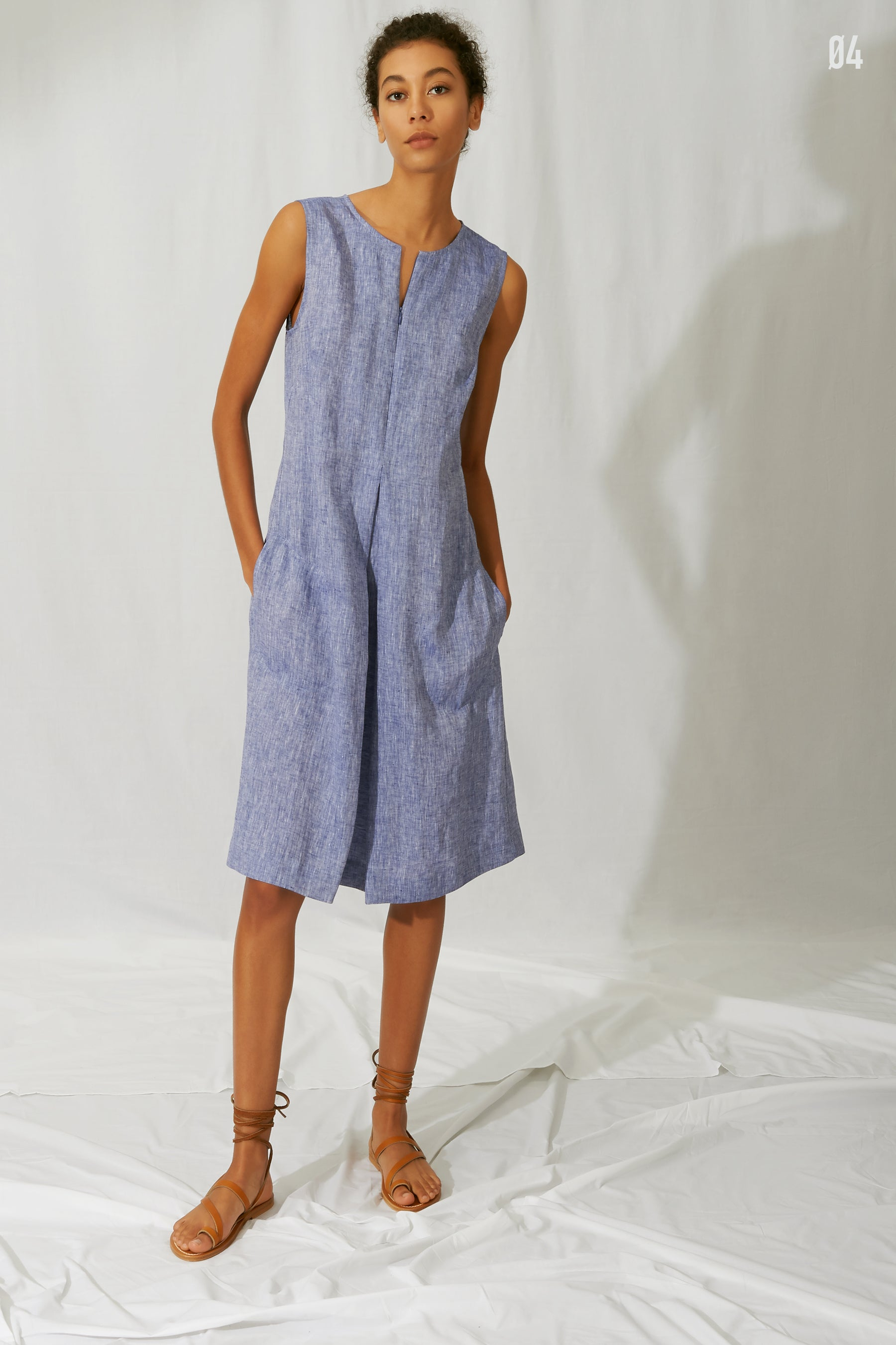 Kal Rieman Spring 2020 Lookbook Look 4