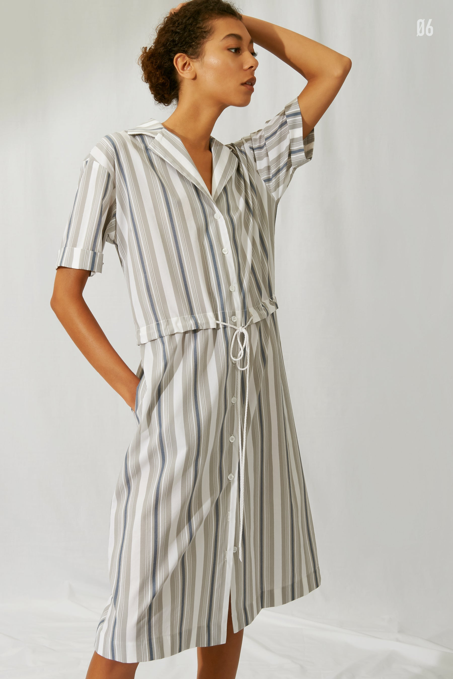 Kal Rieman Spring 2020 Lookbook Look 6