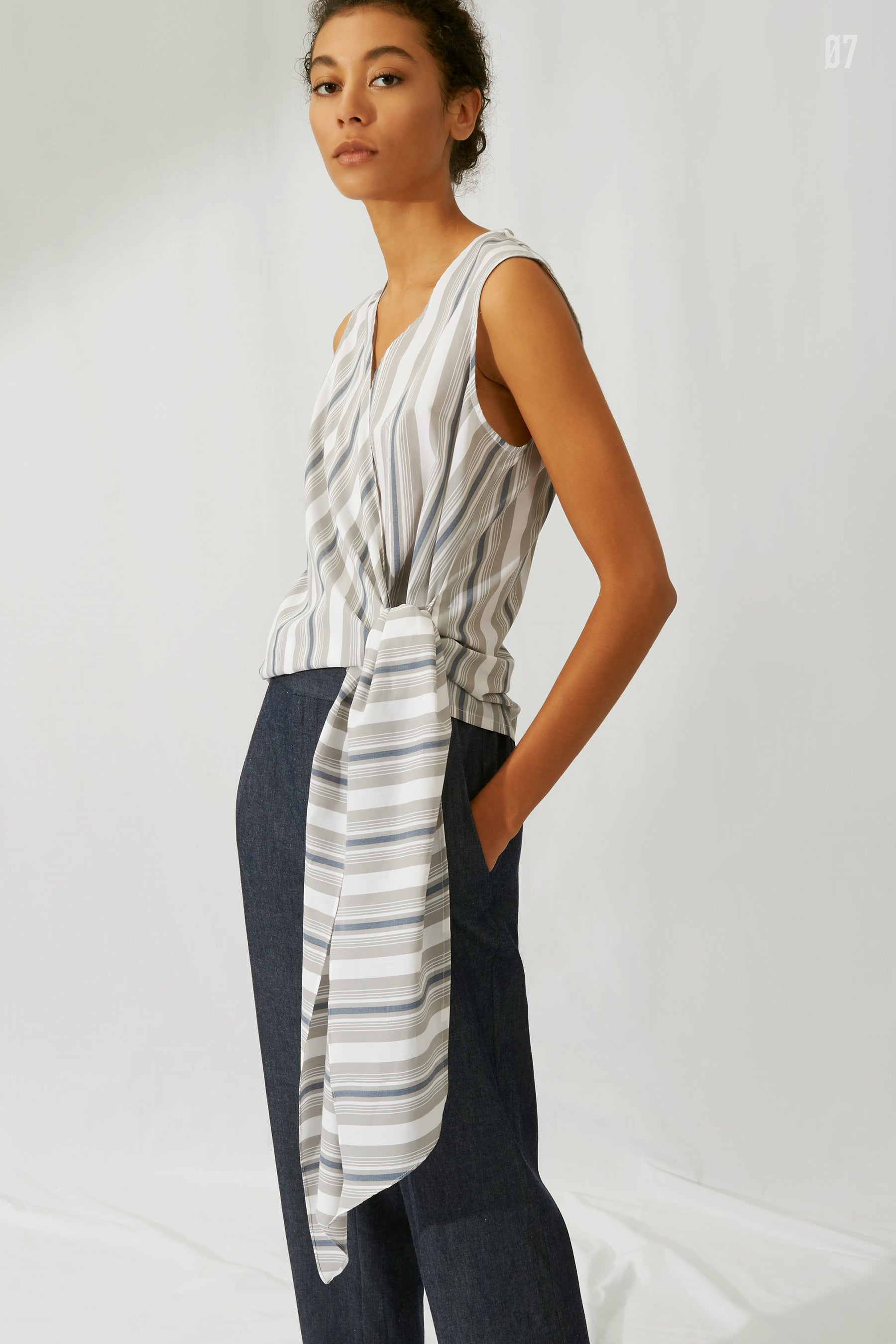 Kal Rieman Spring 2020 Lookbook Look 7