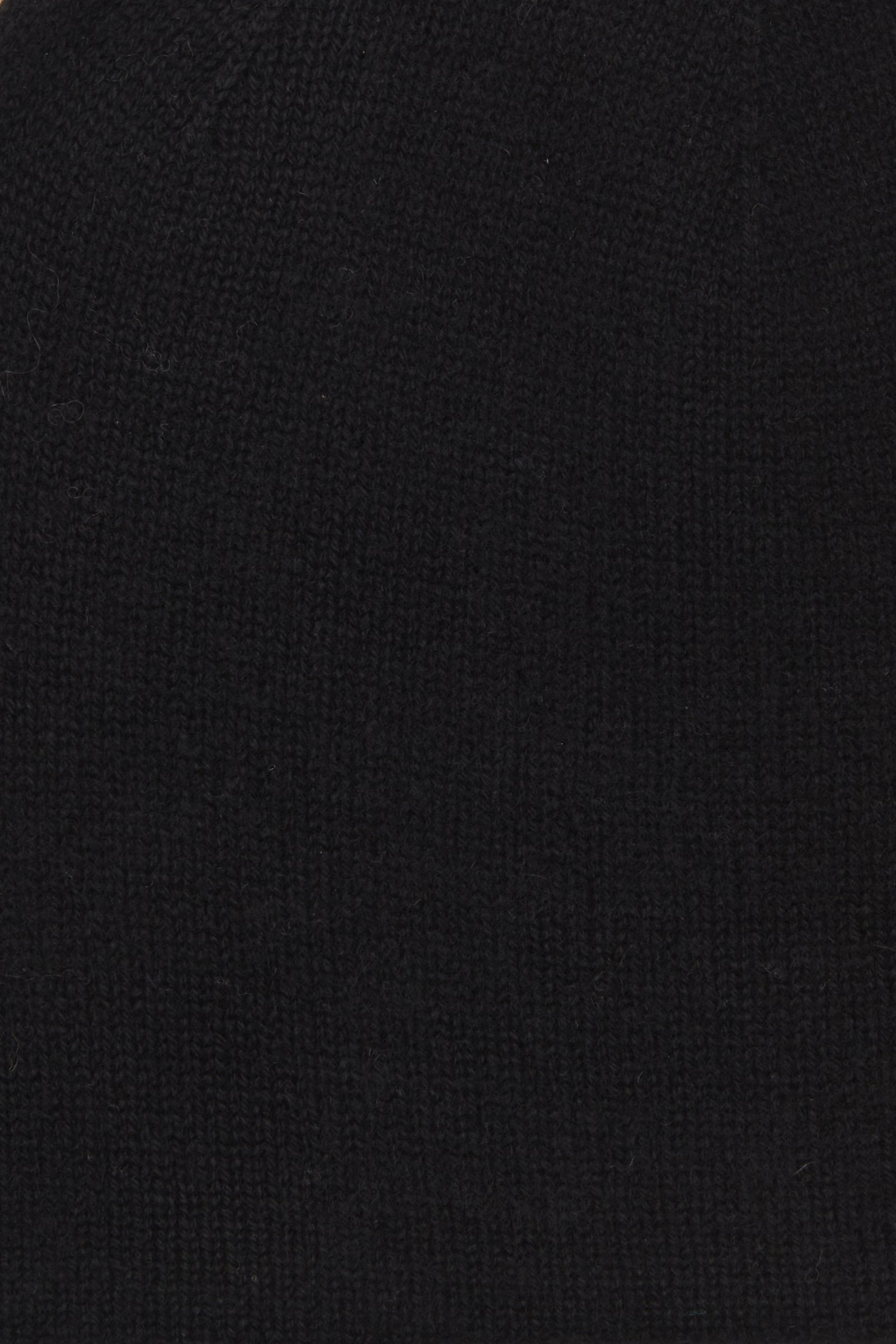 Kal Rieman Cashmere Swatch in Black