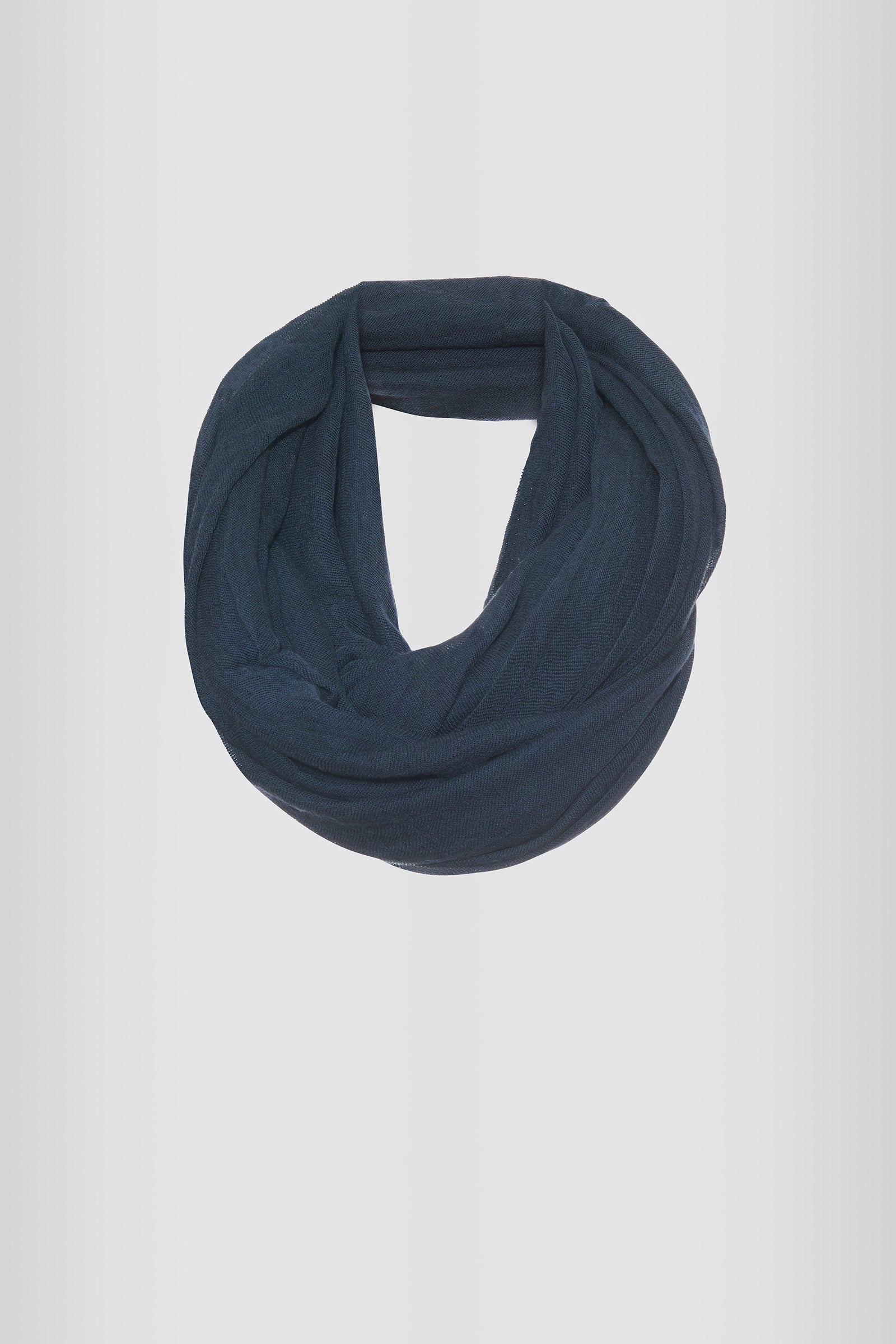 Kal Rieman Infinity Circle Scarf in Teal