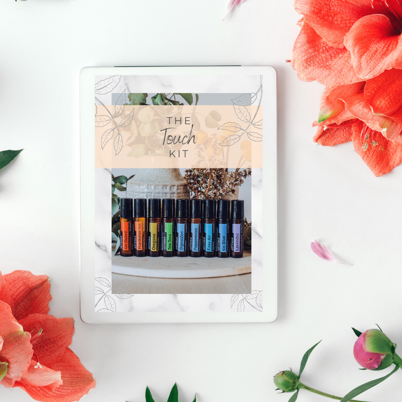 The dōTERRA Touch Kit eBook