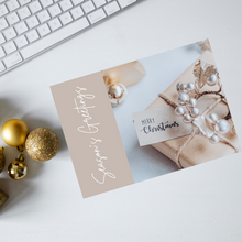 Load image into Gallery viewer, Christmas Post Card Designs