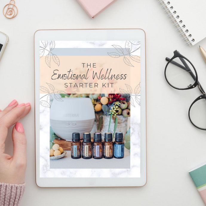 AUS/NZ Emotional Wellness Starter Kit eBook